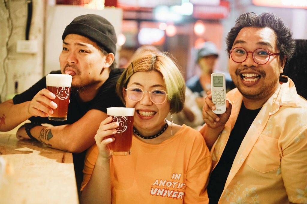 my beer friend market flagship cafe